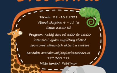 Pelhřimov – Letní příměstský tábor