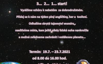 Jindřichův Hradec – Vzhůru do vesmíru