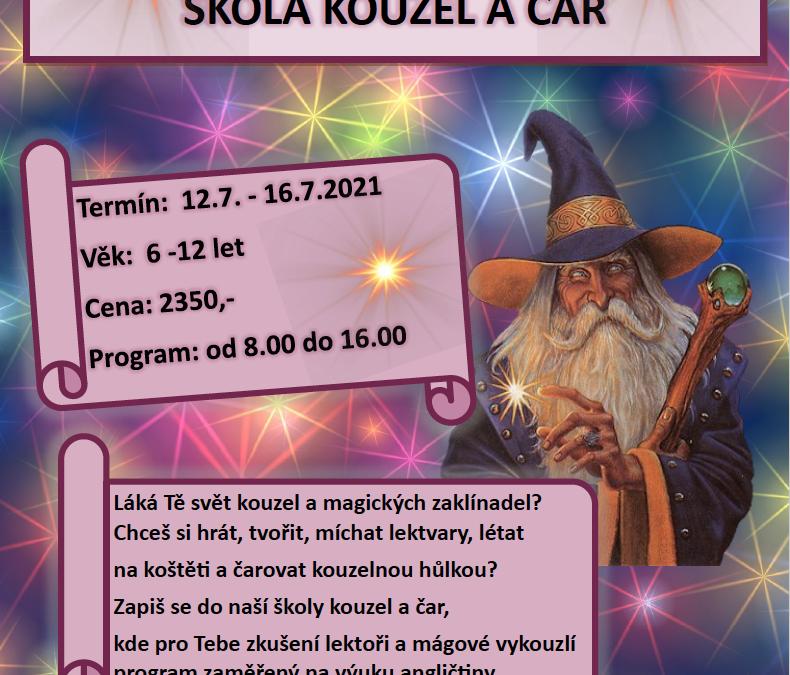 Jindřichův Hradec – Škola kouzel a čar