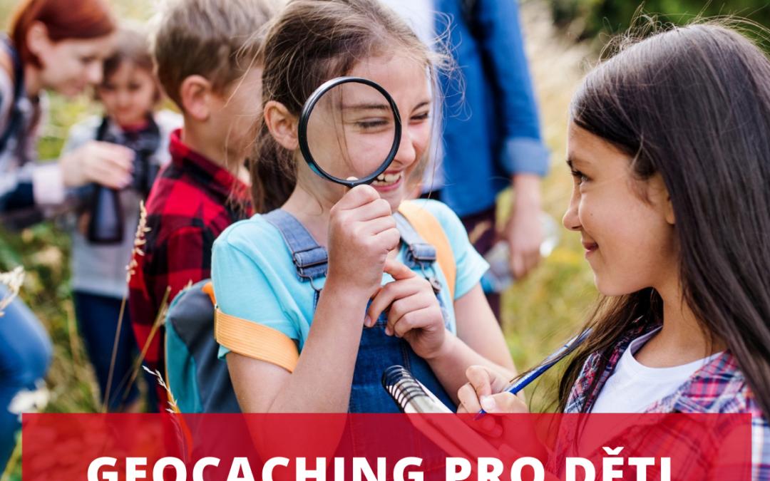 Pelhřimov – Geocaching pro děti